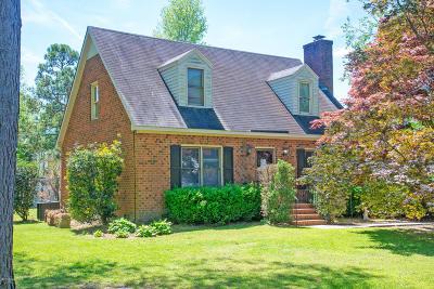 Greenville Single Family Home For Sale: 1793 Garner Road