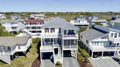 Ocean Isle Beach Single Family Home For Sale: 285 E First Street