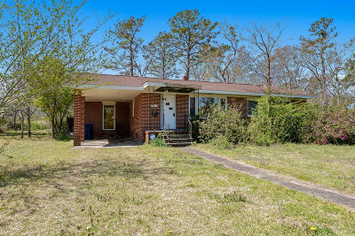 Havelock NC Single Family Home For Sale: $99,900