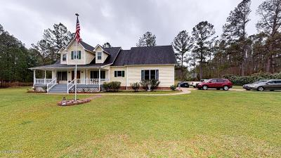 Havelock Single Family Home For Sale: 101 Sumter Drive