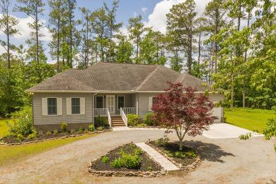 Beaufort Single Family Home For Sale: 735 Sandy Point Drive