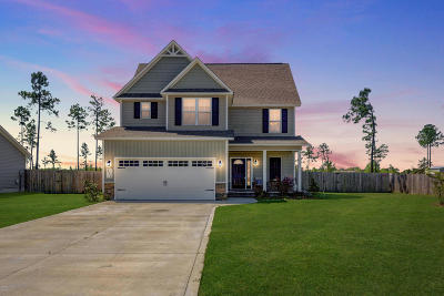 Richlands Single Family Home For Sale: 902 Purvis Court