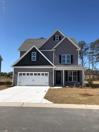 Wilmington Single Family Home For Sale: 3725 Stormy Gale Place