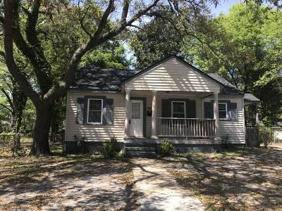 Wilmington Single Family Home For Sale: 601 Morningside Drive
