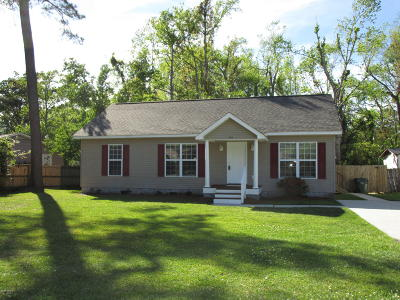 Wilmington Single Family Home Pending: 121 Darby Street