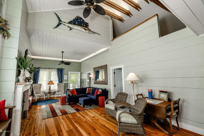 Beaufort Single Family Home For Sale: 603 Ann Street