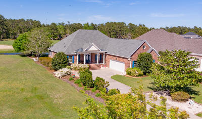 Brunswick County Single Family Home For Sale: 6956 Cambria Court SW