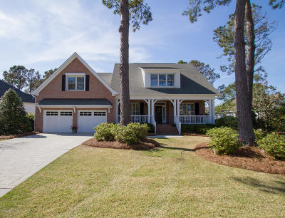 New Hanover County Single Family Home For Sale: 8907 Woodcreek Circle