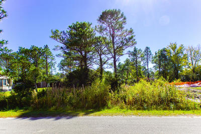 Southport Residential Lots & Land For Sale: 4433 Sea Pines Drive SE