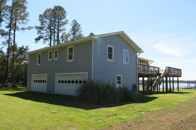 Beaufort Single Family Home For Sale: 188 Thurman Road