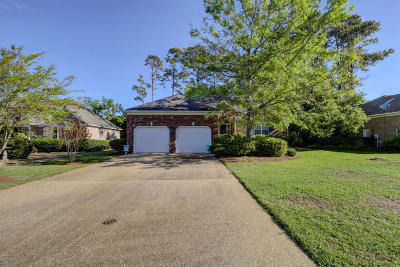 Wilmington Single Family Home For Sale: 635 Sea Castle Court
