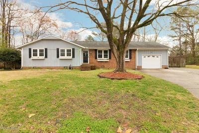 Jacksonville Single Family Home For Sale: 101 Ramona Avenue