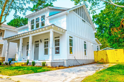 Wilmington Single Family Home For Sale: 1222 Hill Street