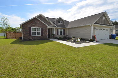 Winterville Single Family Home For Sale: 2989 Fox Glove Drive
