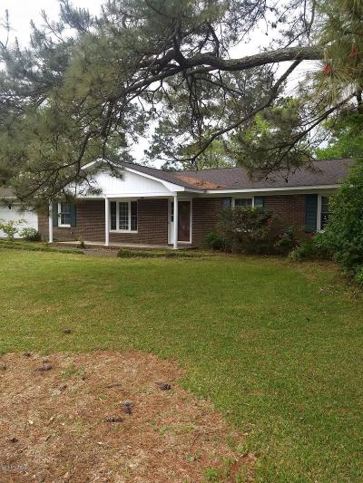 Wilmington Single Family Home For Sale: 125 N Hampton Road