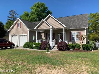 Supply Single Family Home Pending: 2675 Bellamy Drive SW