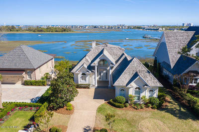 Wilmington Single Family Home For Sale: 1615 Landfall Drive