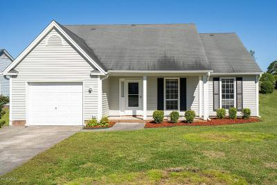 Wilmington Single Family Home For Sale: 2938 New Town Drive