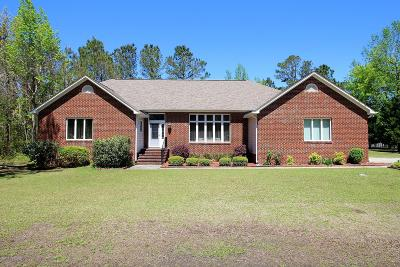 Havelock Single Family Home For Sale: 305 War Admiral Drive