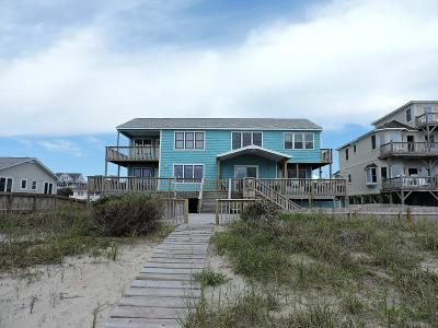 Emerald Isle Condo/Townhouse For Sale: 6103 Ocean Drive #E