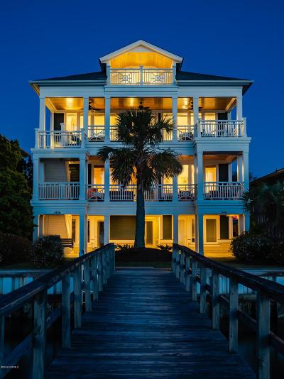 Wrightsville Beach Condo/Townhouse For Sale: 4 Channel Avenue #A