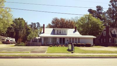 Tabor City Single Family Home For Sale: 405 Hickman Road