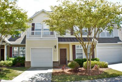 Brunswick County Condo/Townhouse For Sale: 107 Freeboard Lane