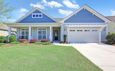 Leland Single Family Home For Sale: 2128 Forest View Circle