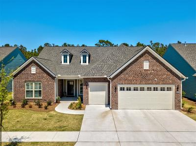 New Hanover County Single Family Home For Sale: 857 Broomsedge Terrace