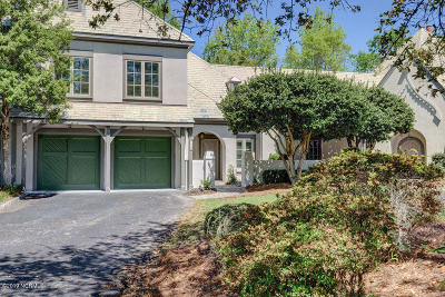 New Hanover County Condo/Townhouse For Sale: 1718 Fontenay Place