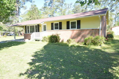Trent Woods Single Family Home For Sale: 1102 Park Drive