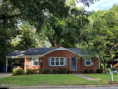 Greenville Rental For Rent: 1604 Longwood Drive
