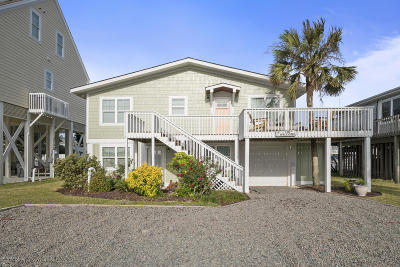 Holden Beach Island NC Single Family Home For Sale: $449,900