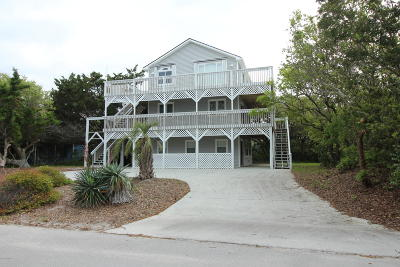 Emerald Isle Single Family Home For Sale: 106 Tammy Street