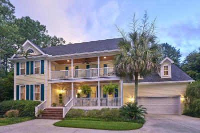 Wilmington NC Single Family Home For Sale: $839,000