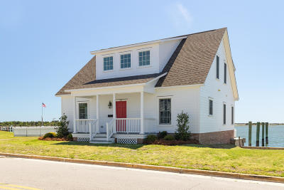 Beaufort Single Family Home For Sale: 122 Front Street