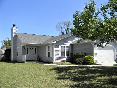 Havelock Single Family Home For Sale: 125 S South Forest Drive