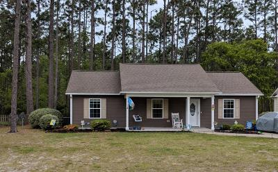 Southport Single Family Home For Sale: 1741 Reidsville Road