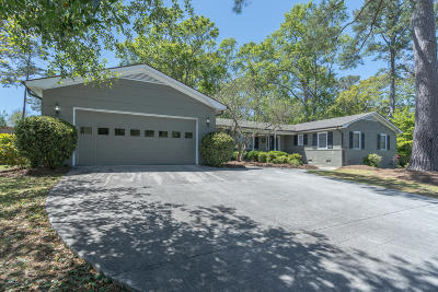 New Hanover County Single Family Home For Sale: 101 White Oak Drive
