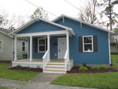 Wilmington NC Single Family Home For Sale: $279,900