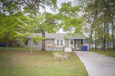 Oak Island Single Family Home For Sale: 123 NW 24th Street