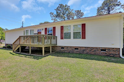 Brunswick County Single Family Home For Sale: 4342 Sea Pines Drive SE