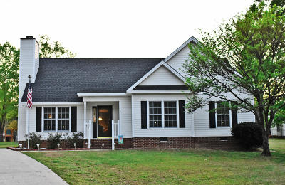 Rocky Mount Single Family Home For Sale: 1839 Acorn Ridge Road