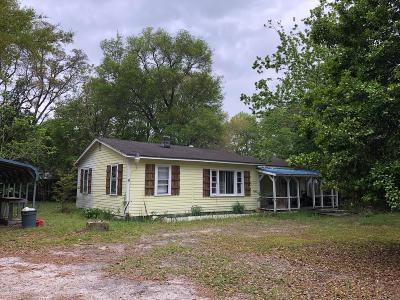 Supply Single Family Home Pending: 2855 Paddlewheel Trail SW