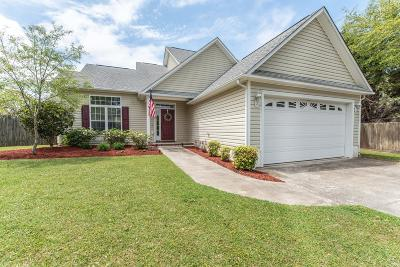Newport NC Single Family Home For Sale: $235,000