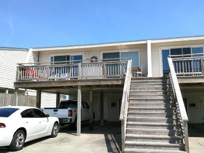 Atlantic Beach Condo/Townhouse For Sale: 113 A Freeman Lane
