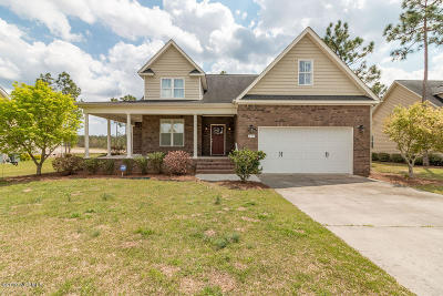 Jacksonville Single Family Home For Sale: 419 Meadowland Circle