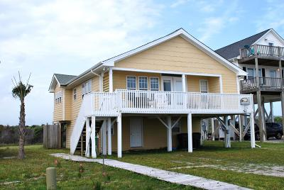 Holden Beach Island, Holden Beach Mainland Single Family Home For Sale: 269 Ocean Boulevard E