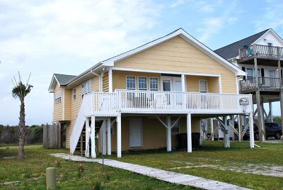 Holden Beach Single Family Home For Sale: 269 Ocean Boulevard E