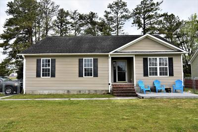 Newport Single Family Home For Sale: 800 Mann Street
